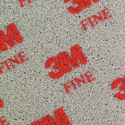 Éponges abrasives 3M™ 115 x 140 mm-Grain Fin