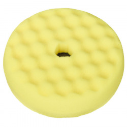 3M Perfect-it™ III Système Quick Connect Mousse-ø 216 mm-Jaune alvéolée
