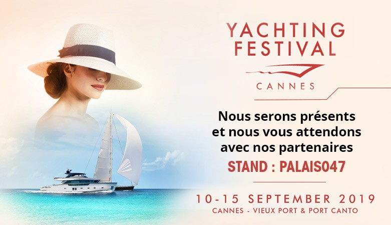 Cannes Yachting Festival 2109